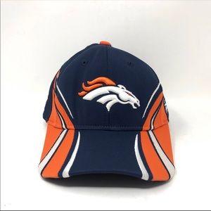 NFL Authentic Sideline Denver Bronocs Reebok Hat